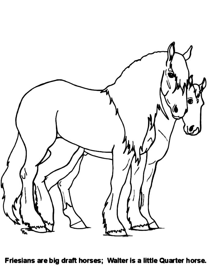 How To Draw Christmas Horse
